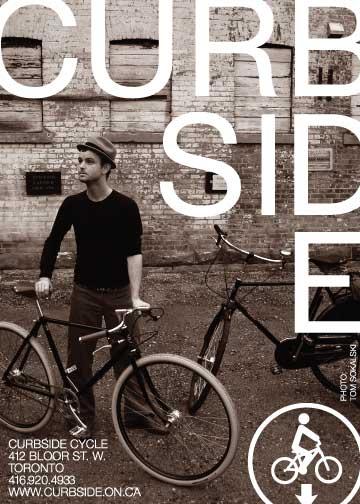 Curbside ad 2009