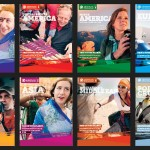 2012 G Adventures Brochure Covers